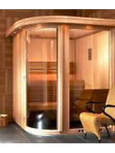 elementsauna bad wellness24. Black Bedroom Furniture Sets. Home Design Ideas