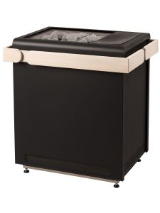 saunaofen bad wellness24. Black Bedroom Furniture Sets. Home Design Ideas